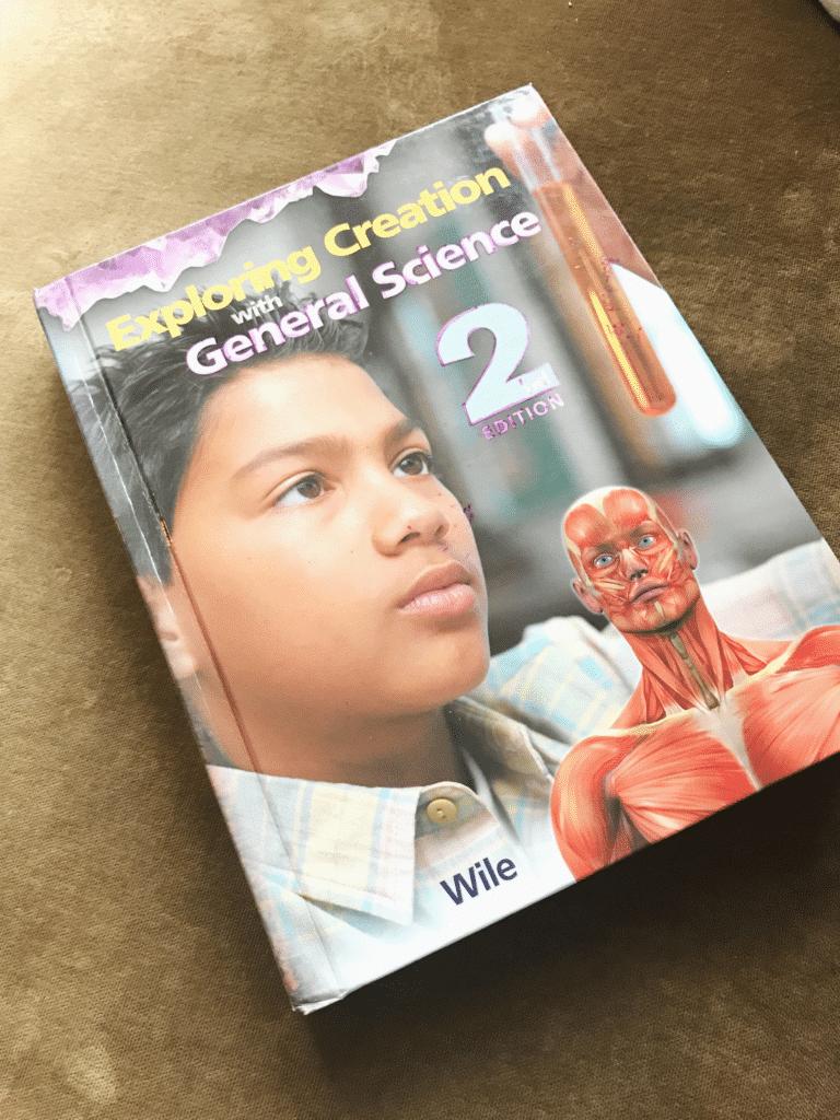 homeschool science apolgia curriculum