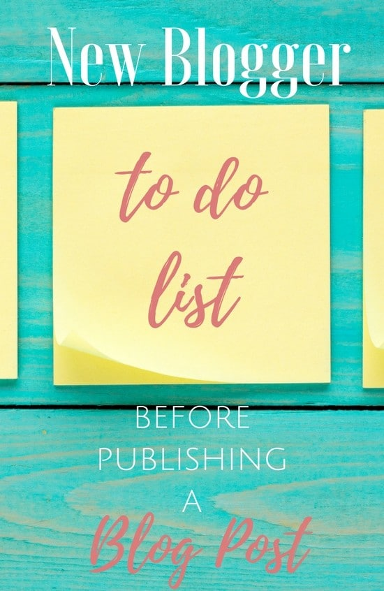 Key things to do before publishing a blog post. You've worked hard on your blog post content, don't hit the publish until you've reviewed this list.