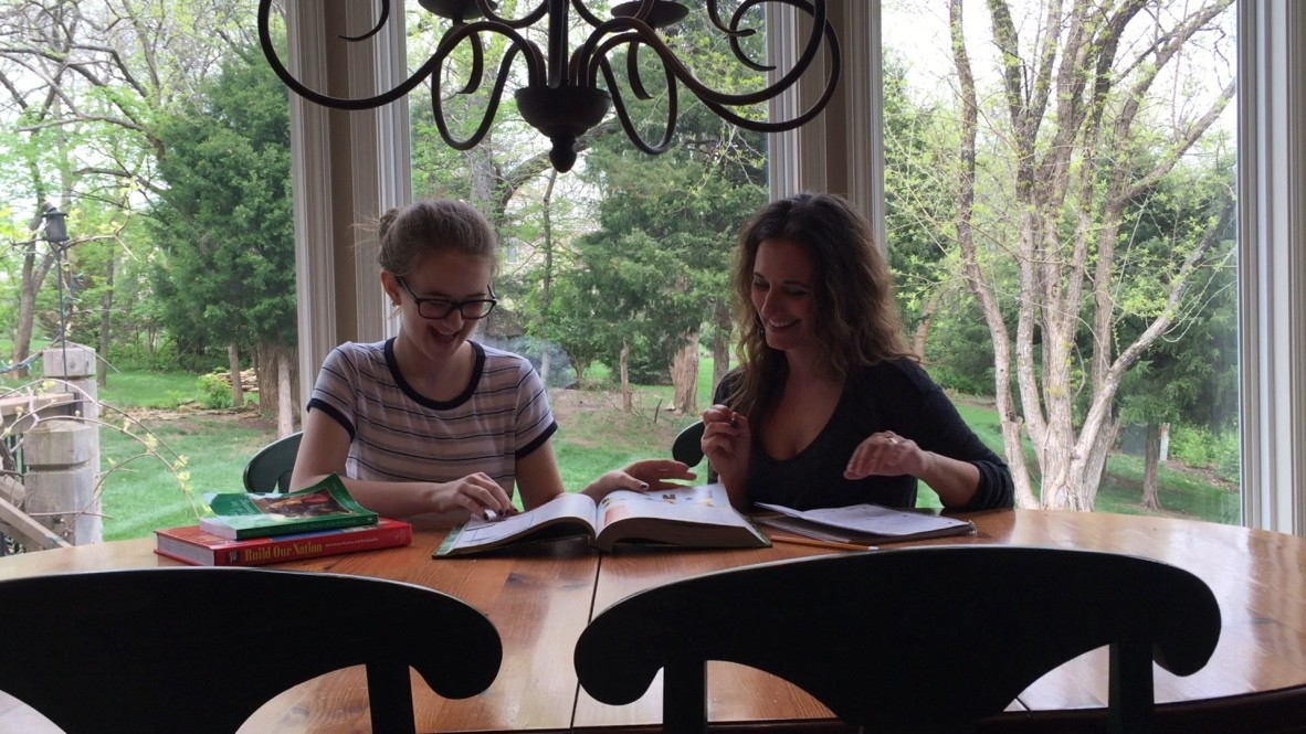 There are many reasons why I homeschool. After 14 years and 6 kids, some of the reasons to homeschool have changed--there are benefits I never imagined.