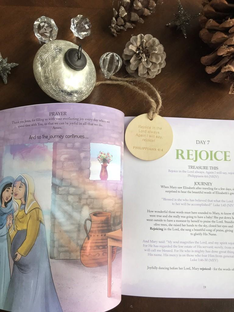 The Wise Men Journey Searching for The King is a perfect new Christmas tradition for your family! Countdown to Christmas with this exciting new devotional!