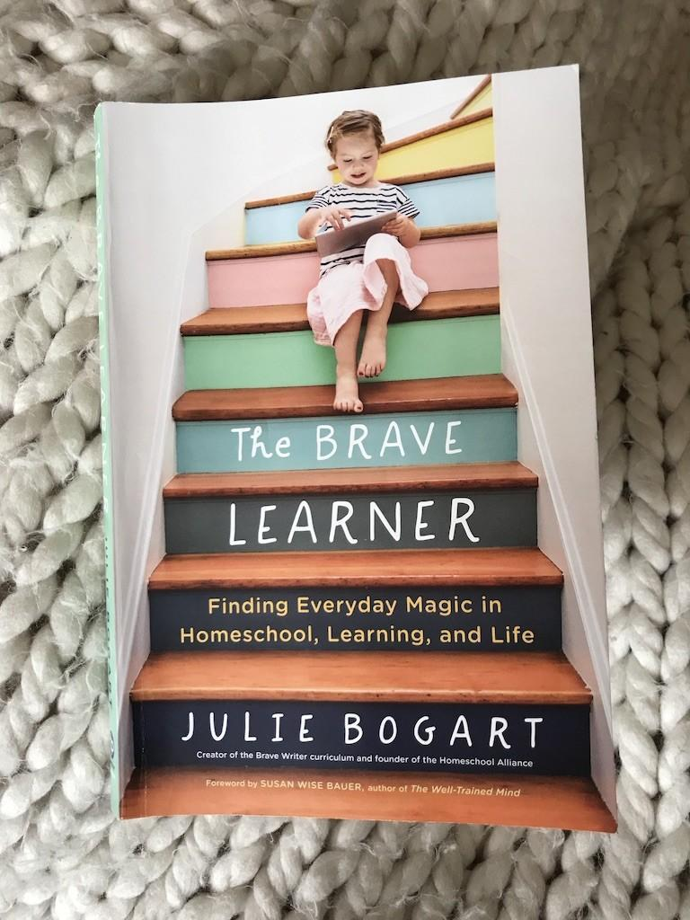 Image of the book The Brave Learner