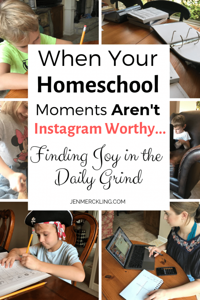 3 Reasons I Love Homeschooling...even on the mundane days! Homeschooling may not always be cute and exciting--but it's always worth it! #homeschool #encouragement #howtohomeschool #homeschoolbenefits #whyihomeschool