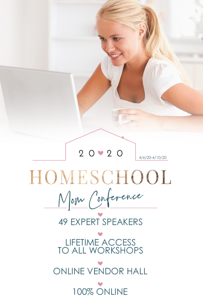 2020 Homeschool Mom Conference