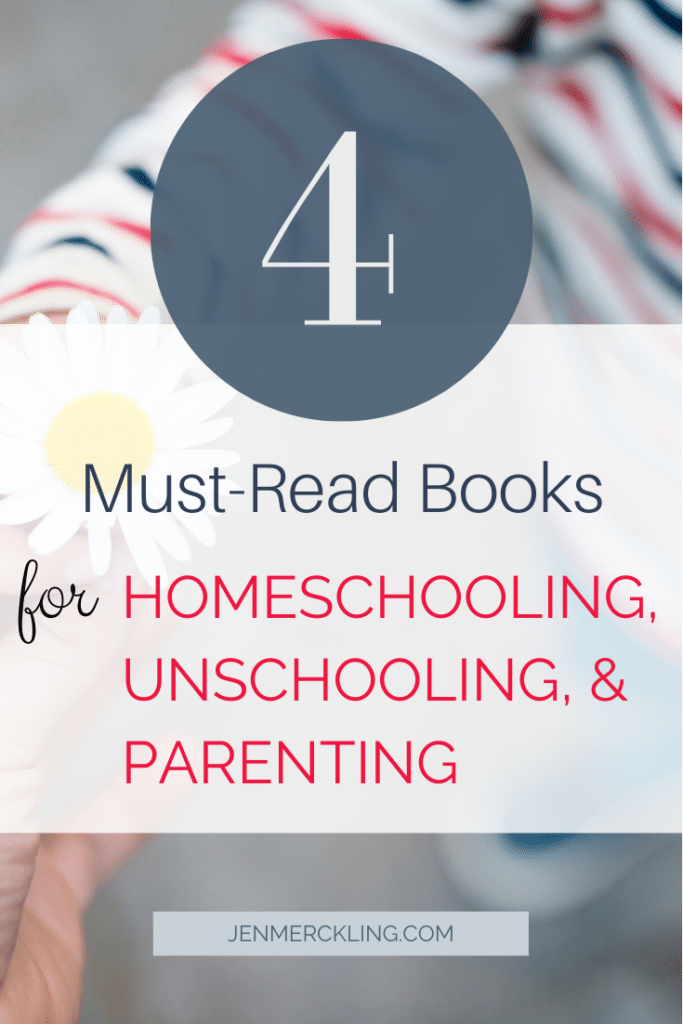 The best books about homeschooling, unschooling, and parenting--they will change and challenge you to be brave, bold, and wild and free! #homeschool #unschooling #ideas #BraveLearner #WildAndFree #teens #HighSchool #HowTo #Kindergarten #Preschool #Elementary #MiddleSchool #PositiveParenting