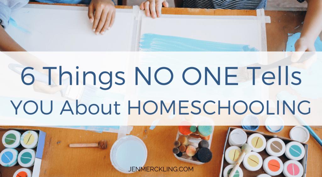 children homeschooling